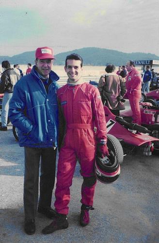 Giorgio Vinella Henry Morrogh italian championship