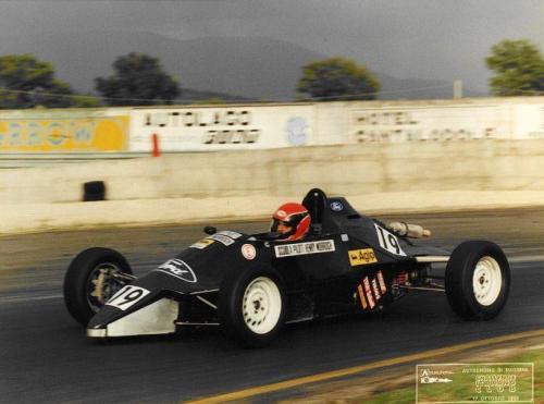 Formula Ford 1600 kent Giorgio Vinella Henry Morrogh 4