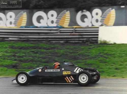 Formula Ford 1600 kent Giorgio Vinella Henry Morrogh 7