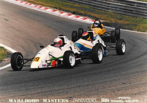 Giorgio Vinella Formula Ford 1800 Zetec European championship Eurocup 1994  Zandvoort Marlboro masters Olympic Motorsport