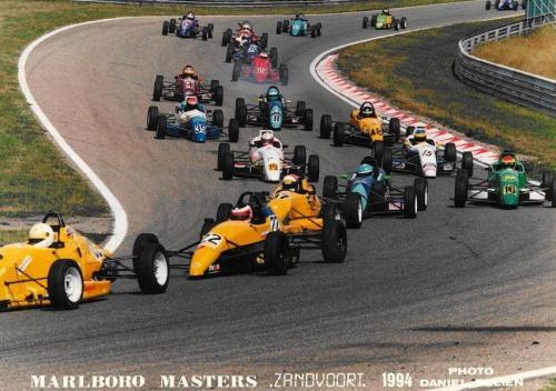 Giorgio Vinella Formula Ford 1800 Zetec European championship Eurocup 1994  Zandvoort Marlboro masters Olympic Motorsport first corners