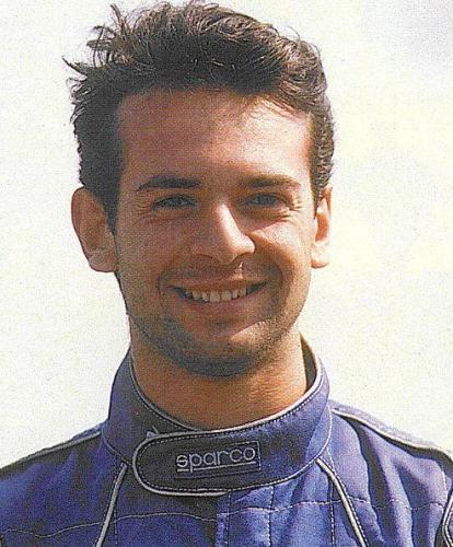 Giorgio Vinella Formula Ford 1800 Zetec British Championship 1994 foto autosprint